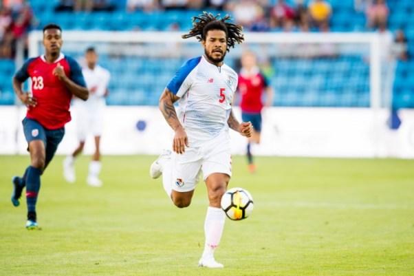 Roman Torres Panama squad World Cup 2018