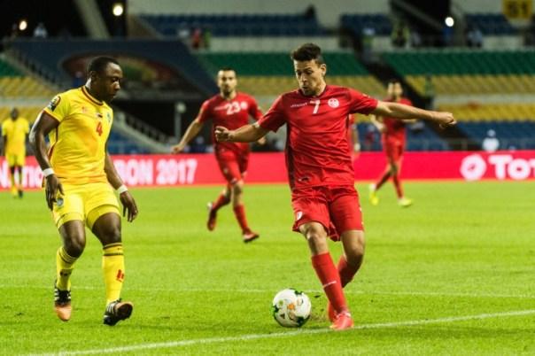 Youssef Msakni Tunisia squad World Cup 2018