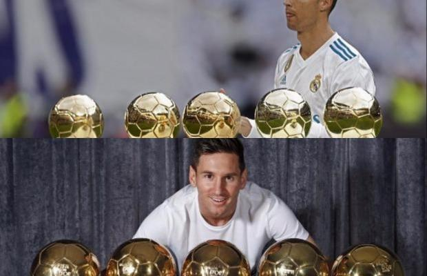 FIFA Ballon d'Or Finalists List - All-time since 2010