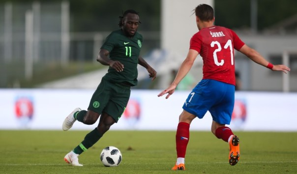 Nigeria squad World Cup 2018 Victor Moses