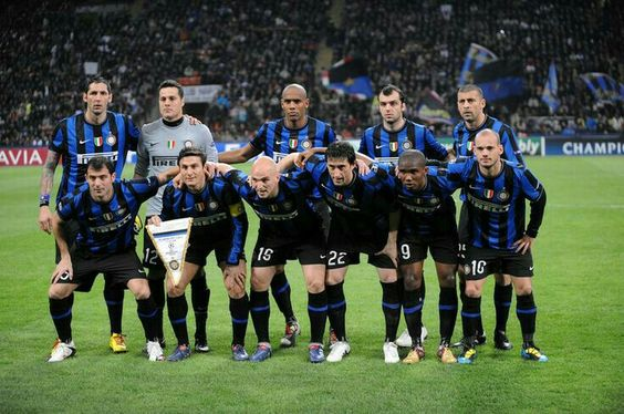 Inter Milan 3 times Champions League winner