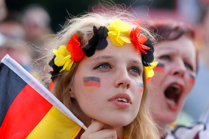 World Cup Teams With The sexiest Football Fans Germany sexy fans German girls World Cup