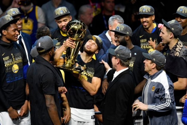 Larry O'Brien Championship Trophy NBA Most iconic trophies across different sports
