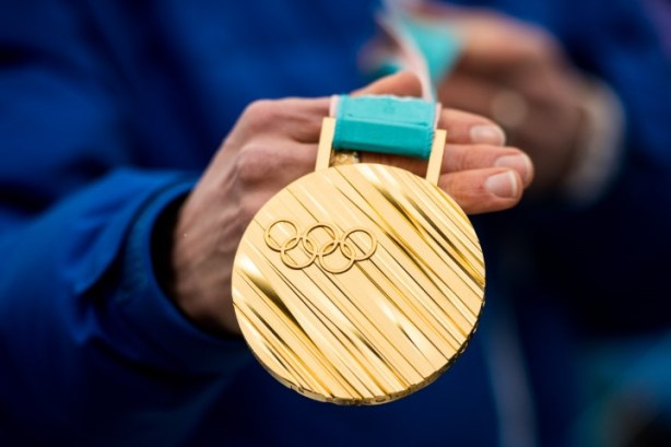 Olympic gold medal Most iconic trophies across different sports