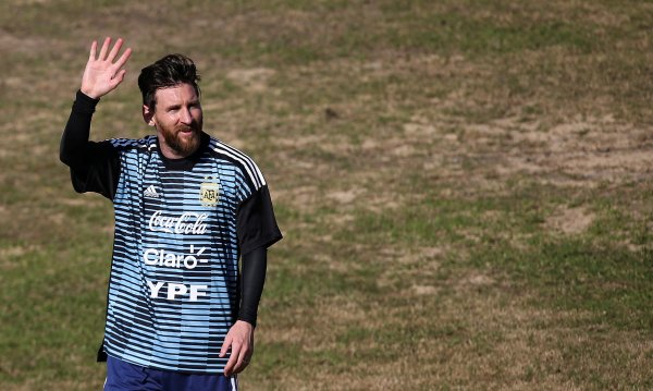 World Cup 2018 odds Top goal scorer Lionel Messi