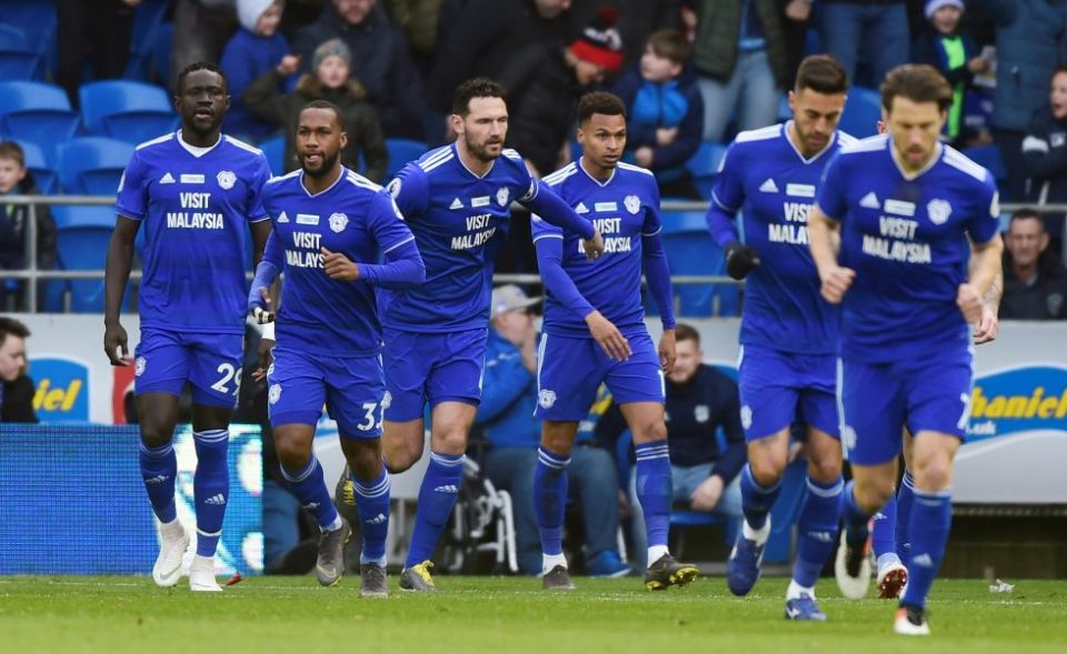 Cardiff City Squad 2019
