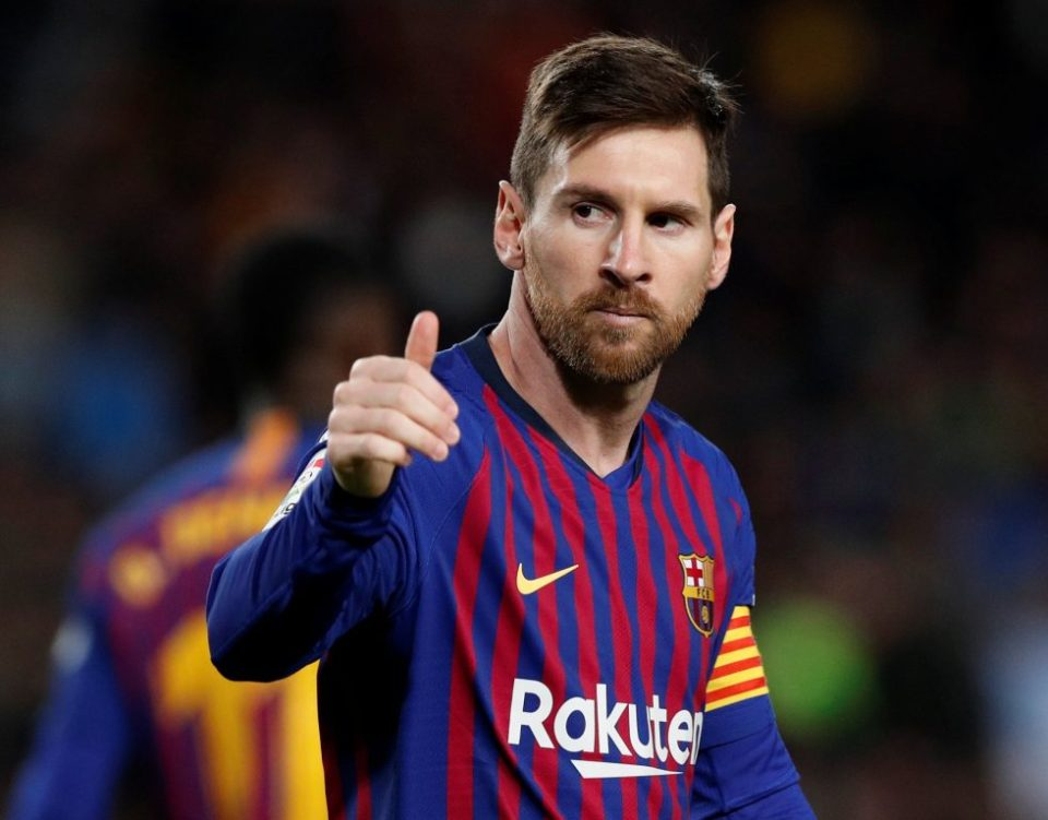 Highest Paid Player in Barcelona 2020