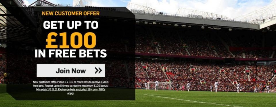 Unibet risk-free bets