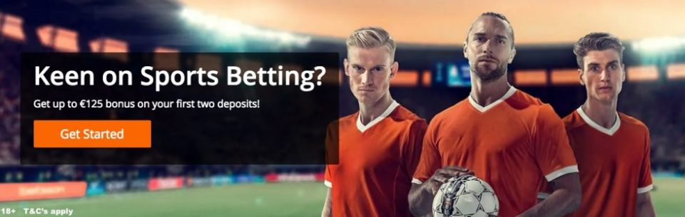 Betsson bonus wagering requirement - 1 time