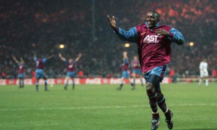 Fastest goal in the Premier League - Dwight Yorke- Coventry 0-3 Aston Villa- 1995-04-01