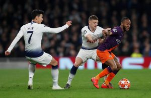 Alli full of praise for Sterling