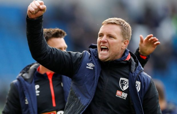 Eddie Howe Rejected All Claims Regarding Asmi Begovic