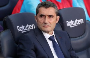 Ernesto Valverde Has A Message For Barcelona Fans Ahead Of The Atletico Madrid Clash