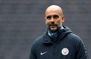 Guardiola warns Manchester City players about lack of commitment