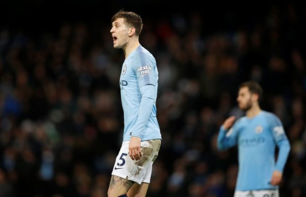 John Stone Reveals Manchester City Madness In The Dressing Room After Derby Victory