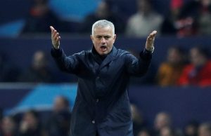 Jose Mourinho Gives His Verdict On Liverpool And Manchester City's Champions League Hope