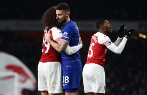 Chelsea Arsenal stream Europa League 2019