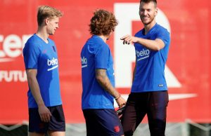 Ernesto Valverde On What Barcelona Expects Of Griezmann And De Jong