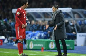 Kovac takes dig at Hummels over Dortmund move