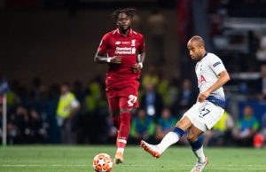 Lucas stresses importance on silverware at Spurs