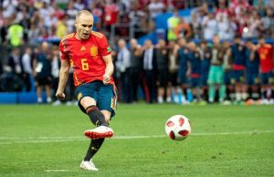 Andres Iniesta doesn't regret leaving Barcelona