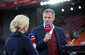 Jamie Carragher Has Called The Manchester City Disallowed Goal 'VAR At It's Best'