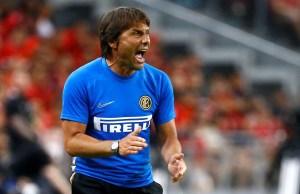 Mauro Icardi Not A Disturbance At Inter Milan - Antonio Conte