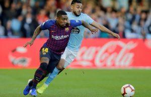 OFFICIAL: Malcom leaves Barcelona!