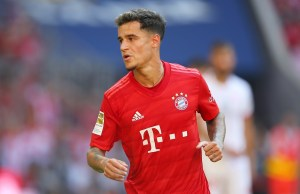 Bayern Munich More 'Familial' Than Liverpool: Philippe Coutinho