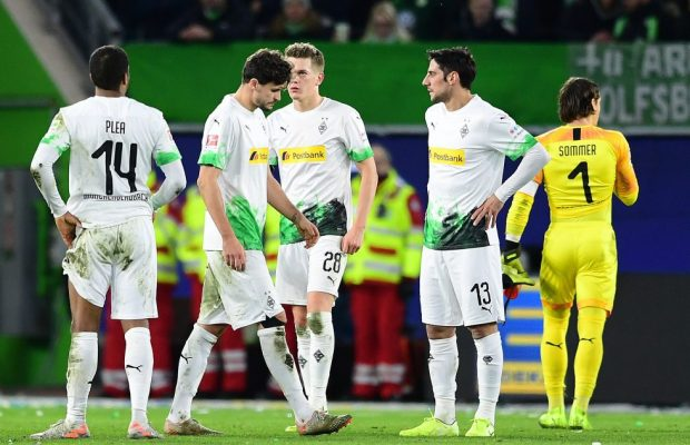 Borussia Mönchengladbach Players Salaries 2020 (Weekly Wages)