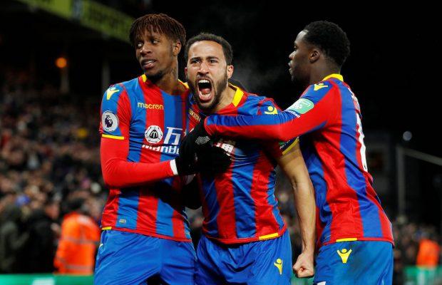 Crystal Palace Players Salaries 2020 (Weekly Wages)