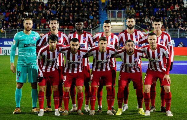 Atletico Madrid Player Salaries 2020 (Weekly Wages)