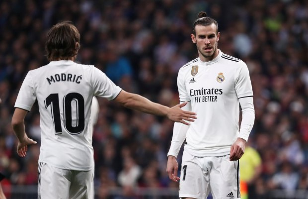 Bale urged by Modric to consider Real stay
