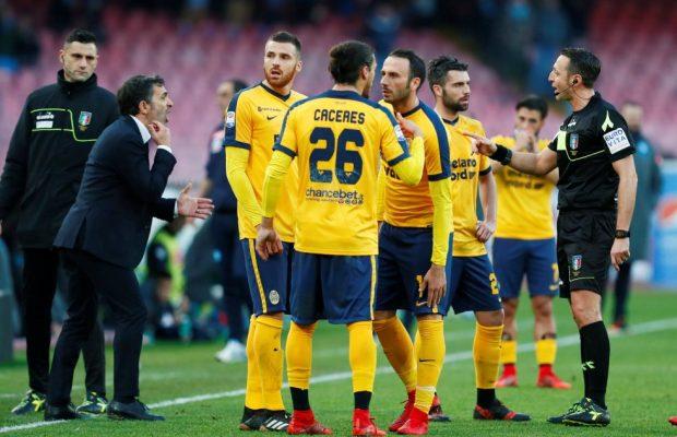 Hellas Verona Players Salaries 2020 (Weekly Wages)