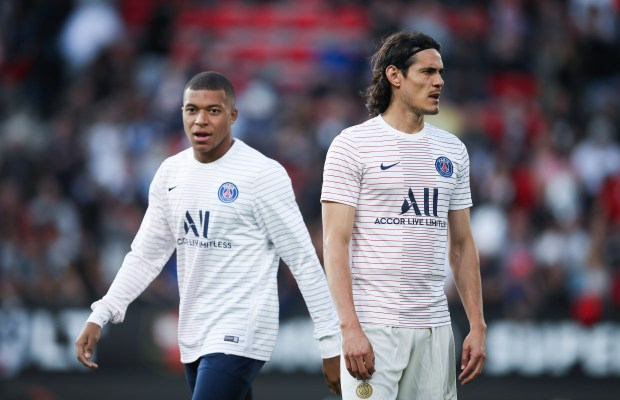 Kylian Mbappe & Edinson Cavani return in Paris Saint-Germain win against Nice