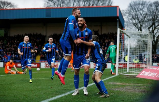 Rochdale Players Salaries 2020