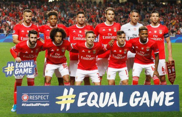 SL Benfica Players Salaries 2020
