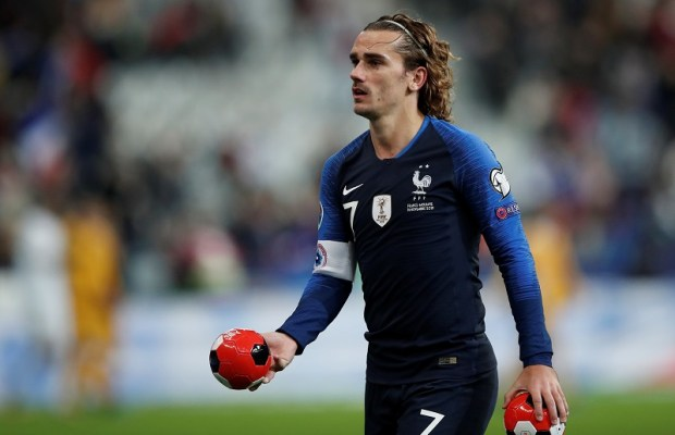Griezmann facing troubles in Barcelona was expected, says his former agent