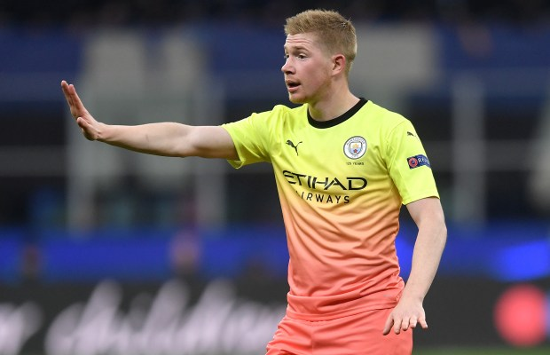 Kevin De Bruyne not bothered by abysmal Anfield record