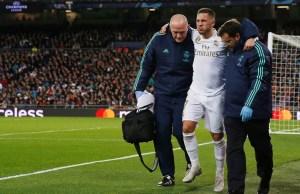 Real Madrid Relieved To Hear Eden Hazard Injury Update
