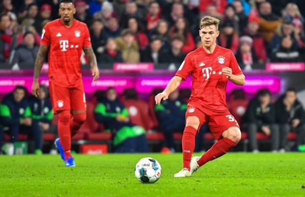 Joshua Kimmich Credits Bayern's Turnaround To New Boss Hansi Flick