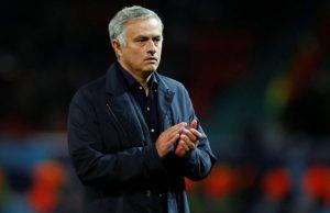 Mourinho not happy with festive period