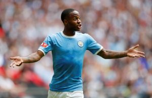 Rodgers commends Manchester City star winger Raheem Sterling