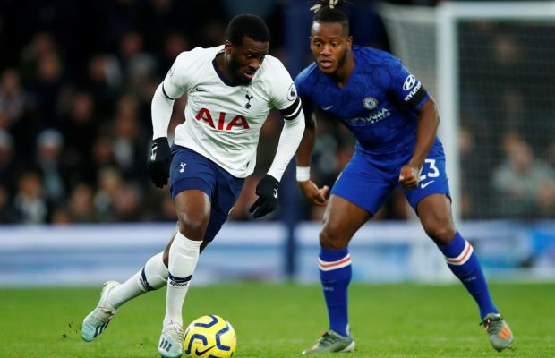 Why Tottenham's summer arrival Tanguy NDombele didn't play against Brighton