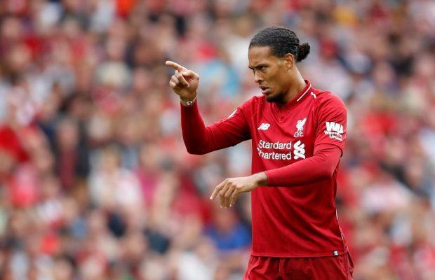 Why Virgil van Dijk missed Liverpool's Club World Cup semifinal