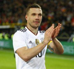 Former Arsenal & Bayern Munich striker Lukas Podolski joins Antalyaspor