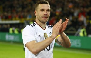 Former Arsenal & Bayern Munich striker Lukas Podolski joins Antalyaspor