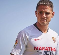 Javier Chicharito Hernandez leaves Sevilla to join LA Galaxy