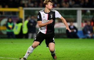 Juventus defender De Ligt reveals who he learnt from the most