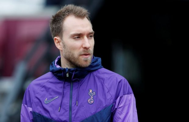 OFFICIAL Christian Eriksen leaves Tottenham to join Inter Milan